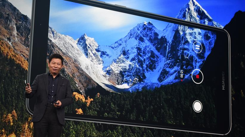 5,9 Zoll misst der Bildschirm des Huawei Mate 9.