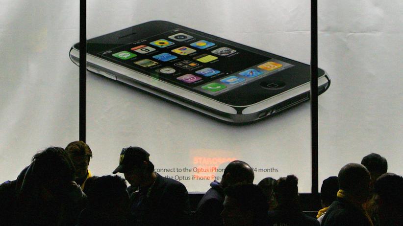 iPhone 3G im Test: Wir haben das iPhone 3G getestet, wenn auch mit acht Jahren Verspätung.