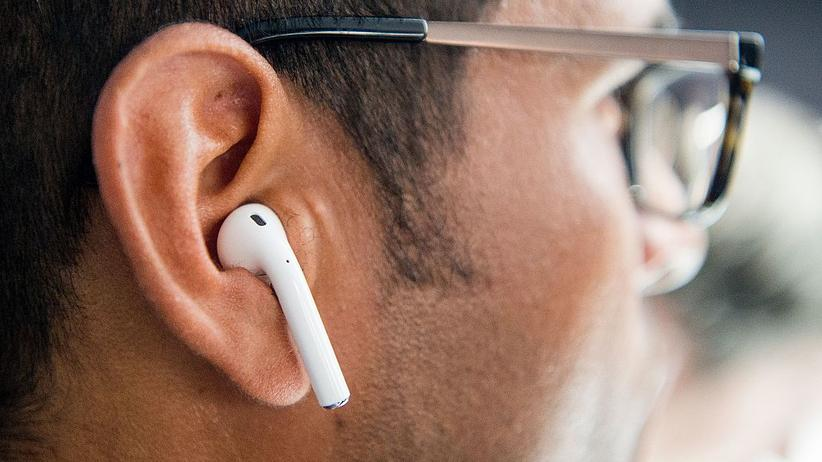 Apple AirPods: Ja, also, nee...