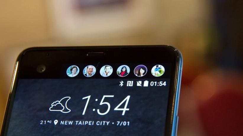 HTC U Ultra: Die KI im Smartphone hört immer zu