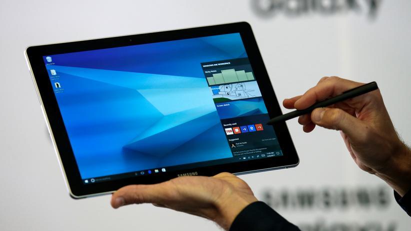 Mobile World Congress: Samsung zeigt Demut statt Spektakel