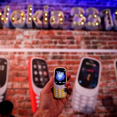 Das neue Nokia 3310