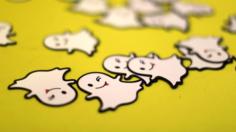 Snapchat: Snapchat geistert in Googles Cloud herum, steht sinngemäß im Börsenprospekt.