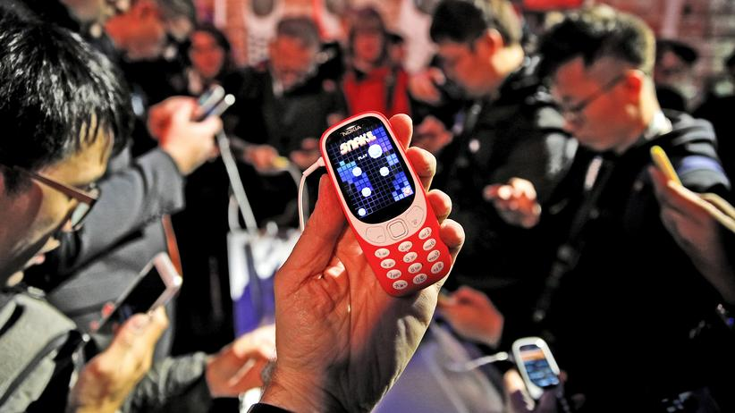 Mobile World Congress: Präsentation des Nokia 3310 in Barcelona