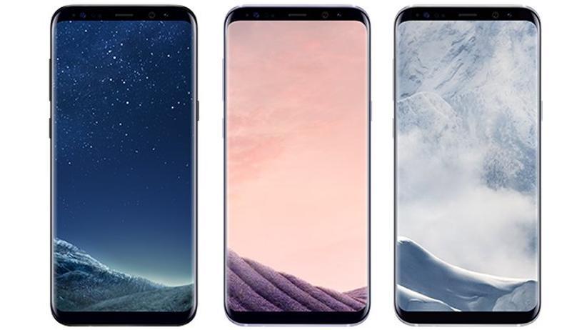Geleakte Bilder vom Samsung Galaxy S8