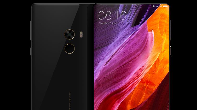 PR-Foto vom Xiaomi Mi Mix