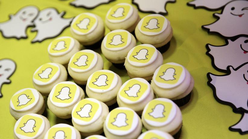 Snapchat: Die Nachrichtenapp Snapchat ist das bekannteste Produkt von Snap Inc.