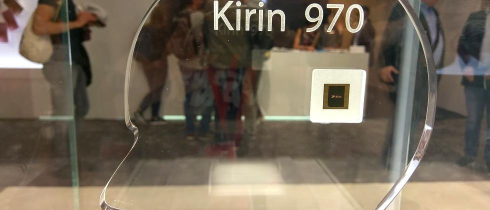 Huaweis Kirin 970 auf der Ifa in Berlin