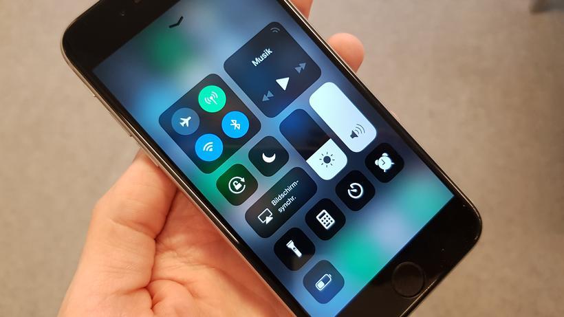 iOS 11: Schalter aus, WLAN fast aus | ZEIT ONLINE
