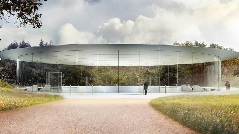 iPhone 8: Vorhang auf im Steve Jobs Theater