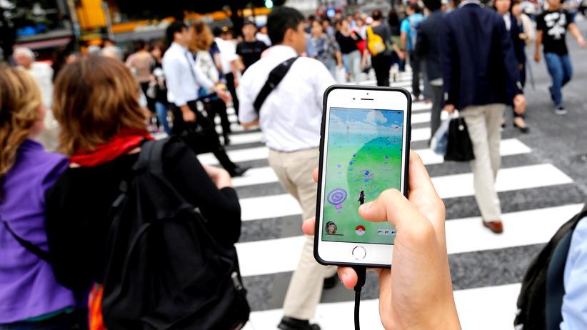 Pokémon-Go-Spieler