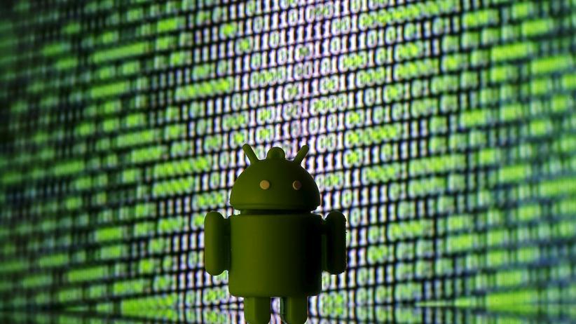 Besitzer von Android-Smartphones sollten die üblichen Sicherheitsmaßnahmen befolgen