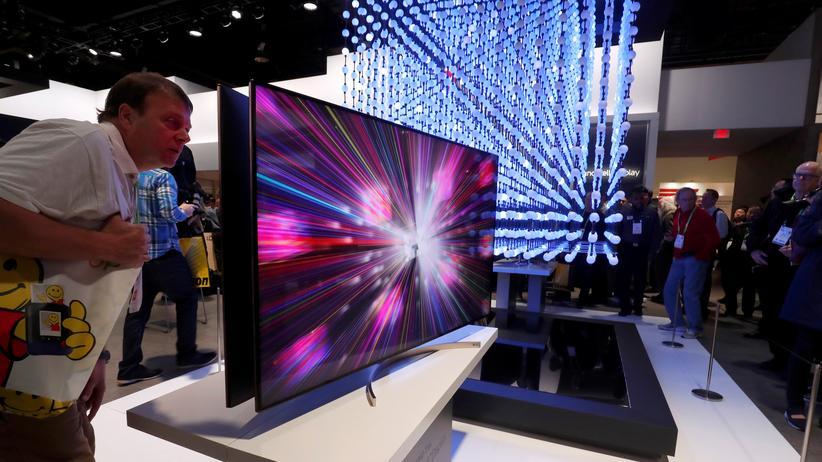 CES 2018: Auf der CES geht es auch, aber nicht nur um TV-Geräte