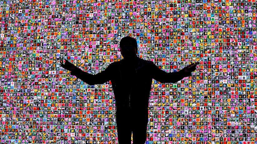 CES: Der Chiphersteller Nvidia auf seiner CES-Pressekonferenz