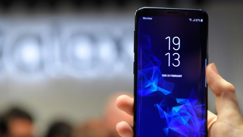 Samsung Galaxy S9: Das Smartphone für Blender