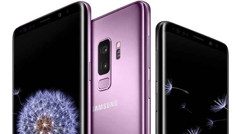 Samsung Galaxy S9: ...von hinten hat es nun eine Dual-Kamera und eine variable Blende.
