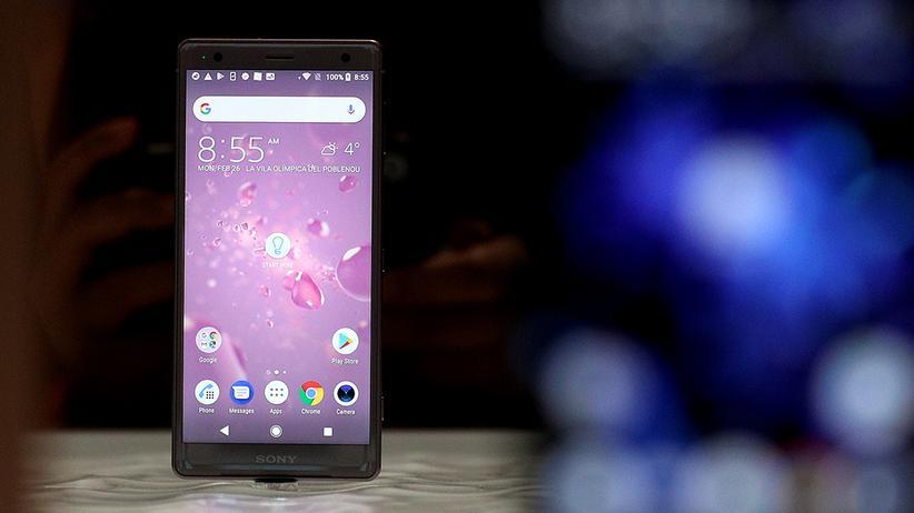 Xperia XZ2: Sony lässt die Bässe brummen