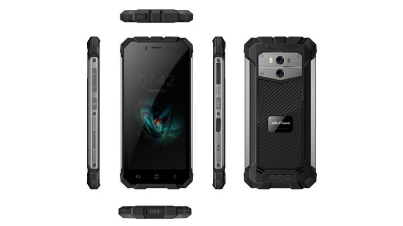 Outdoor-Smartphones: Ein Smartphone wie ein Panzer: Das Ulefone Armor X
