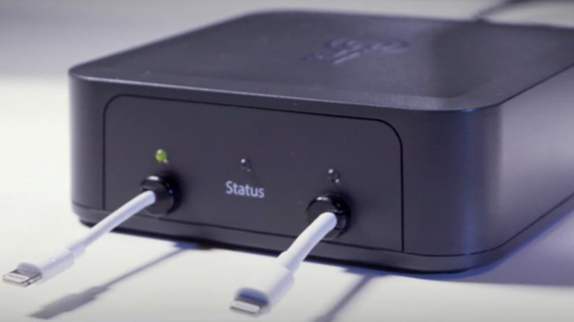 Apple: Diese Box soll alle iPhones knacken können