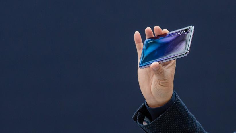 Huawei P20 Pro: Das P20 Pro ist das neue Spitzenmodell von Huawei.