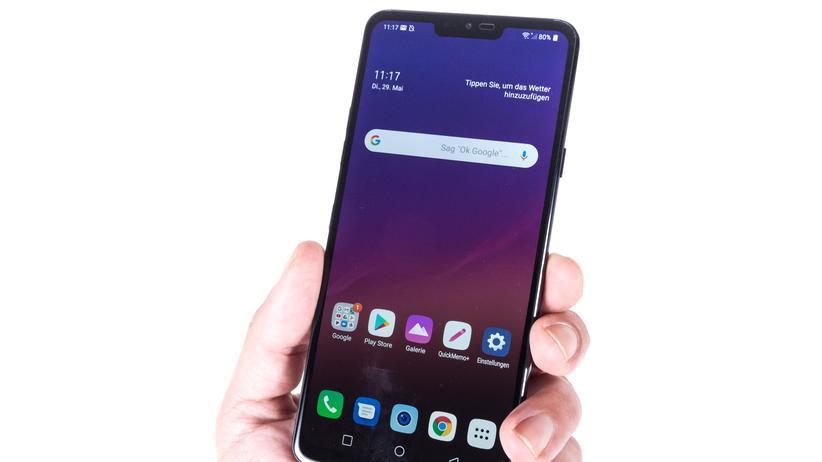 LG G7 Thinq: Ein Top-Smartphone, das zu spät kommt