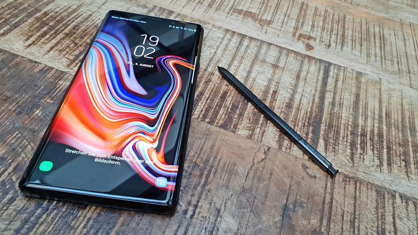 Samsung Galaxy Note 9: Das neueste Smartphone von Samsung: das Note 9