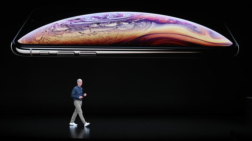 Apple-Keynote: Bloß drei iPhones und kein weiteres großes Ding