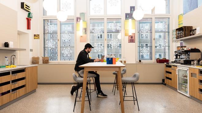 Google In Berlin Ihr Büro Braucht Einen Barista Pronto Zeit Online