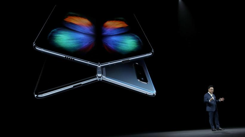 Galaxy Fold: Samsung verschiebt Start von faltbarem Smartphone