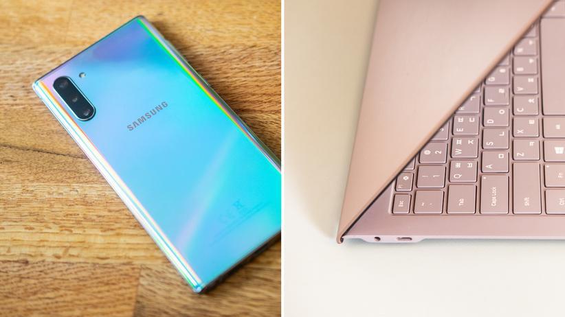 Samsung Galaxy Note 10: Schon schön, aber es ist halt kein Laptop