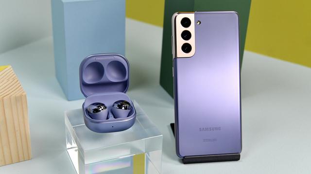 Samsung Galaxy S21: Darf's noch ein Ohrhörer zum Smartphone sein?