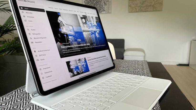 Apple : Mein neues Büro, ein iPad Pro