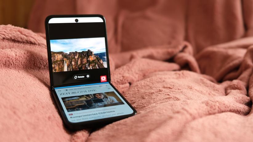 Samsung Galaxy Z Flip 3: Die Befreiung der Hosentasche