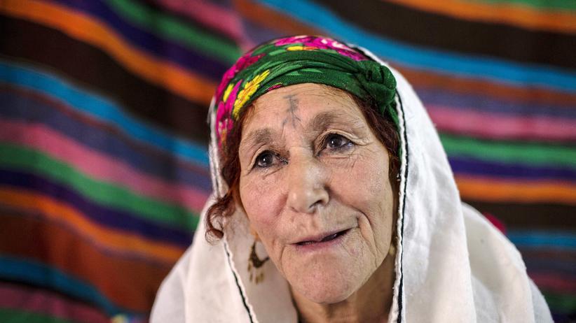 Algerien: Die gezeichneten Frauen
