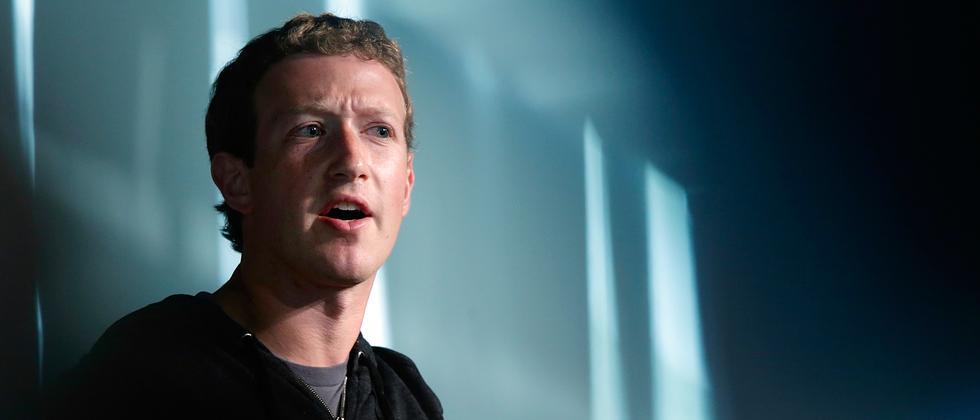 Facebook: Hast du das noch im Griff, Mark?