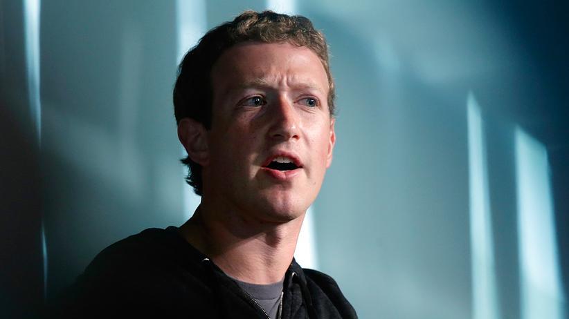 """Facebook: """"Hast du das noch im Griff, Mark?"""""""