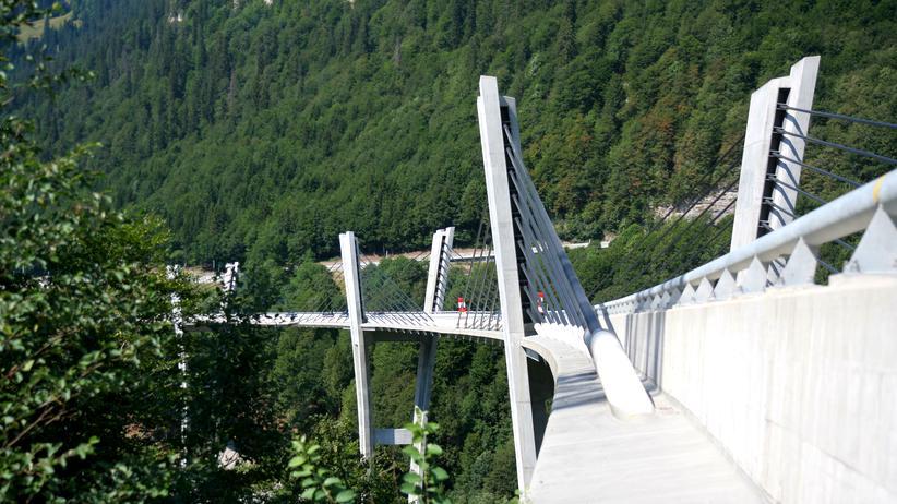 Sunniberg-Brücke