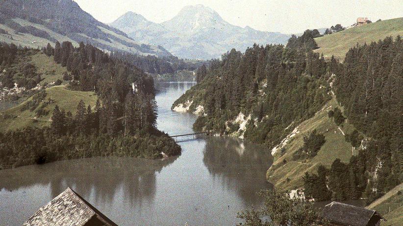 Entdecken, Zeitdokumente, Ausstellung, Fotografie, Schweiz