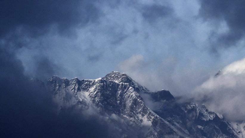 Entdecken, Mount Everest, Berg, Nepal, Himalaya, China