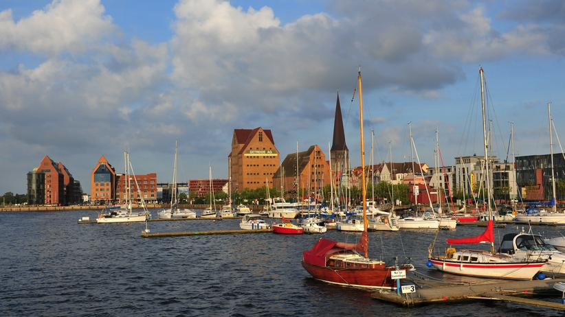 Rostock: Bitte recht struppig