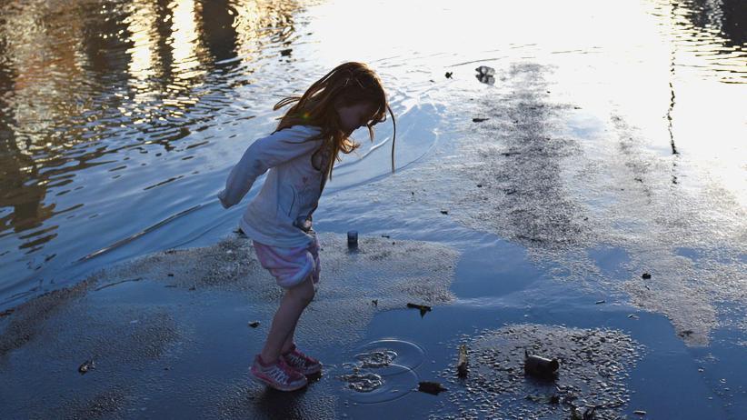 Kindheit: Ein bisschen unbeschwert sein