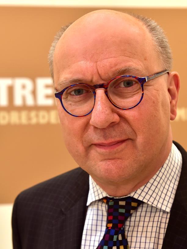 Hans-Jürgen Goller, Geschäftsführer der Tourismus Marketing Gesellschaft Sachsen mbH