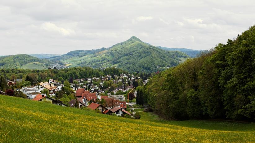 Landschaft: Achtung, das Grün!
