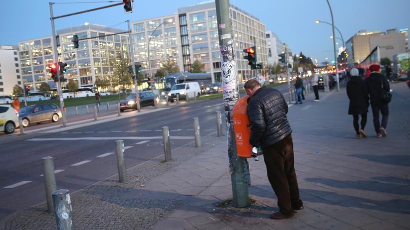 Obdachlose: Wie wir reden mit 69