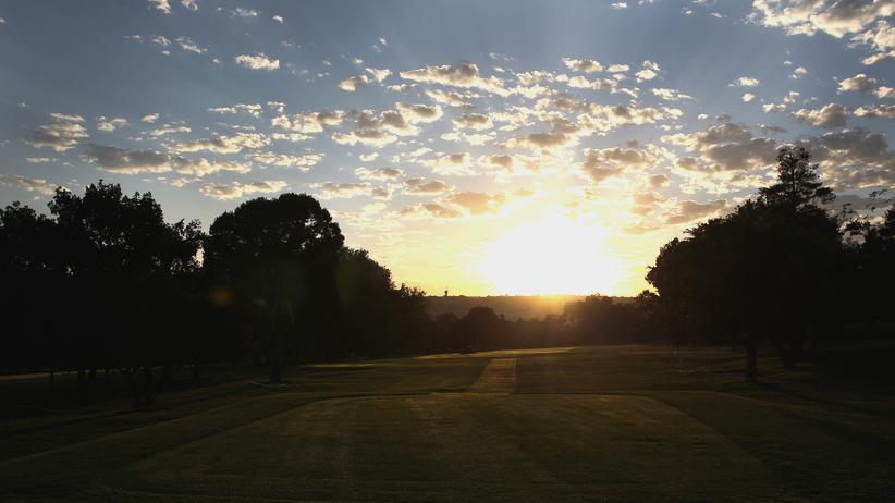 Frühaufsteher: Sie ist nicht nur sehr still, die Welt am Morgen, sondern auch sehr schön.