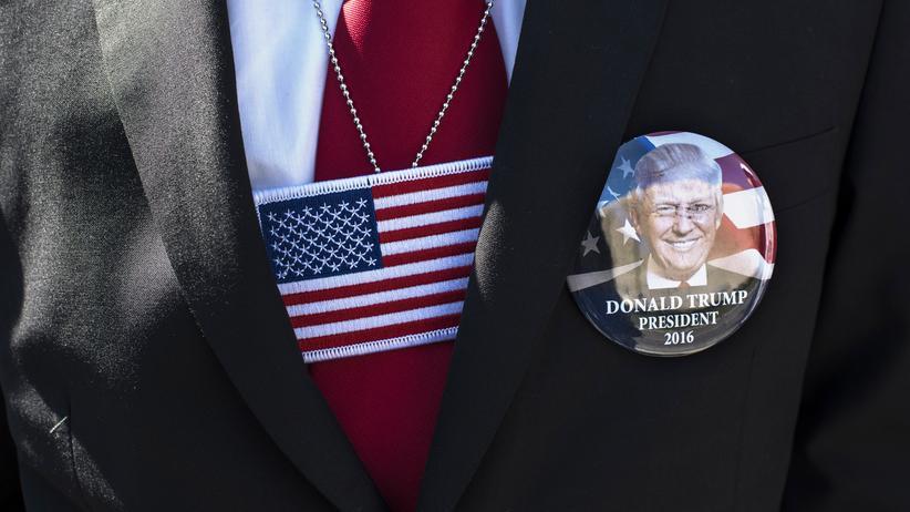 Donald Trump: Und aus Donald wird Dieter