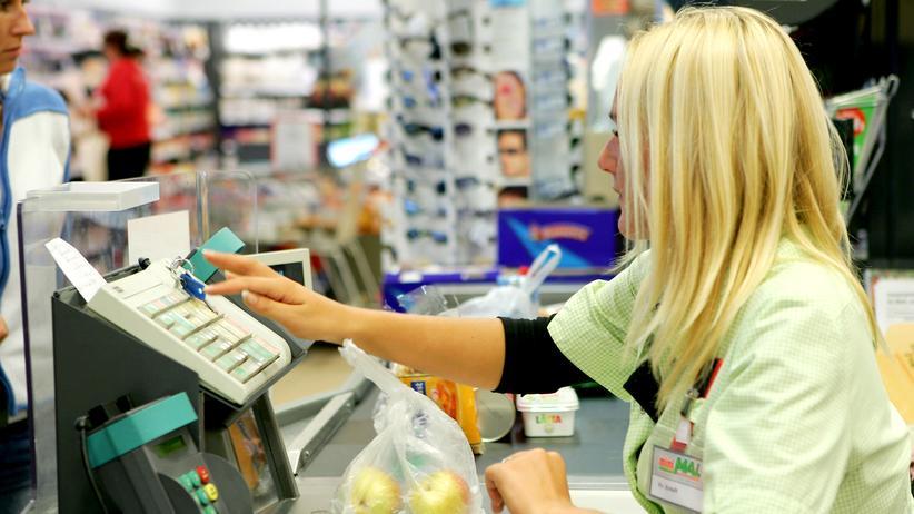 Einkaufen: Manchmal beginnen die Probleme schon lange vor der Kasse.