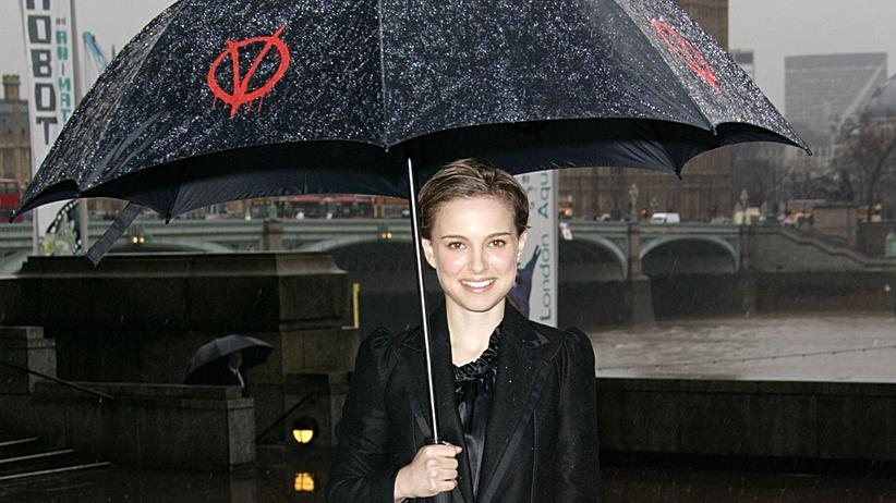 "Spezialeffekte: ""Natalie Portman wollte warmen Regen"""