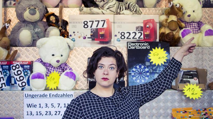 """Nora Gomringer: """"Alle Sinne auf Draht!"""""""