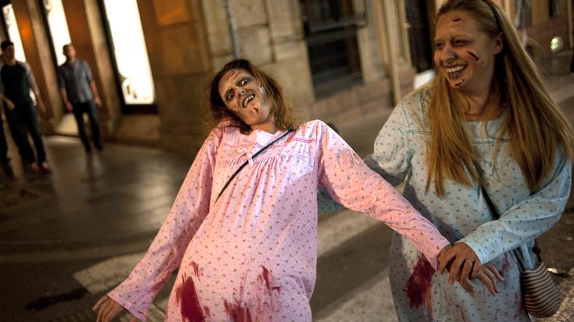 Zombies: Würstchen und die anderen Untoten